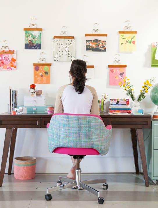 Psicologia das cores escritório