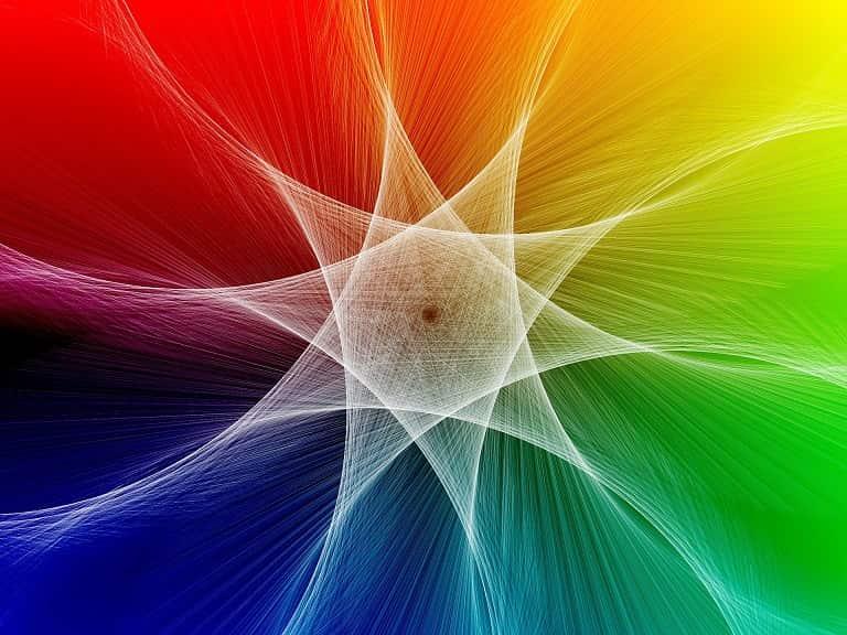 Psicologia das cores roda das cores