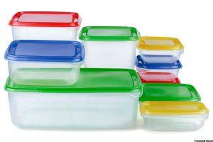 Branding Tupperware x Pote Plástico