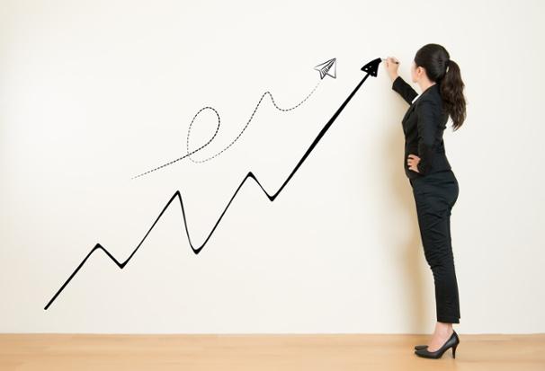 gráficos de crescimento