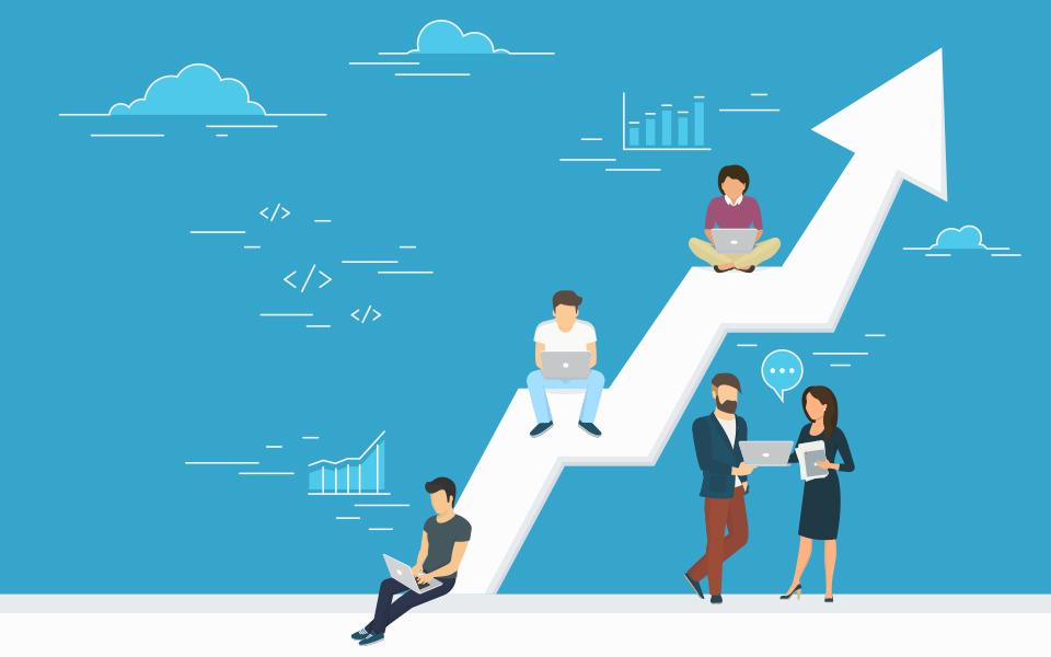 Growth hacking é um crescimento acelerado de uma empresa