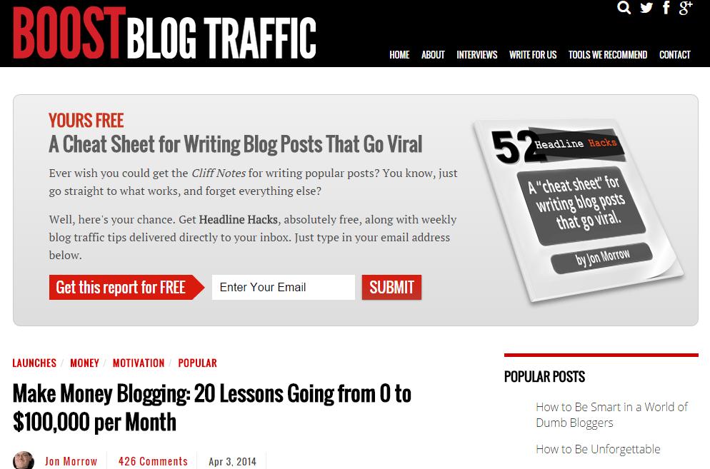 storytelling boost blog traffic-min