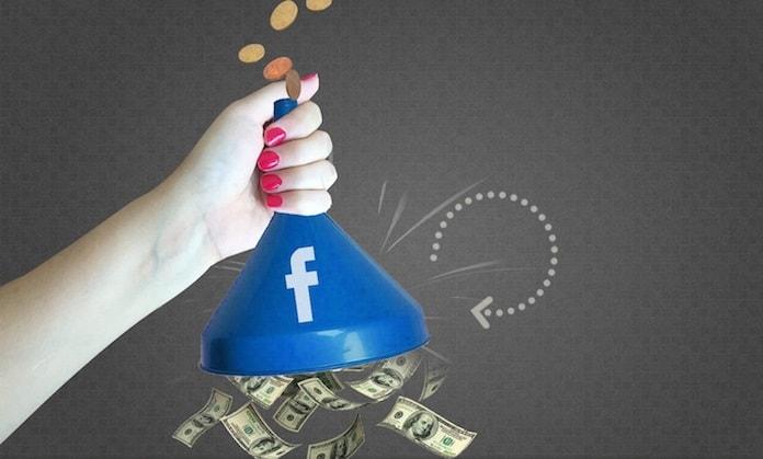 Vendas funil facebook