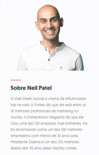sobre Neil Patel