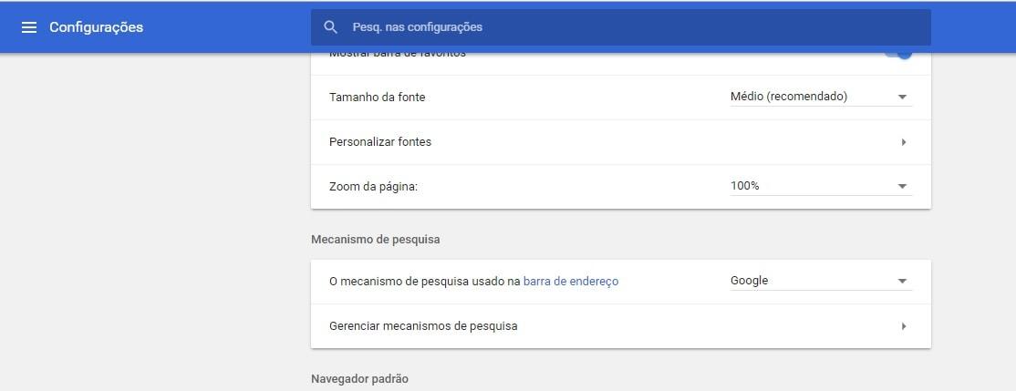 pesquisa no google chrome gerenciar mecanismo-min