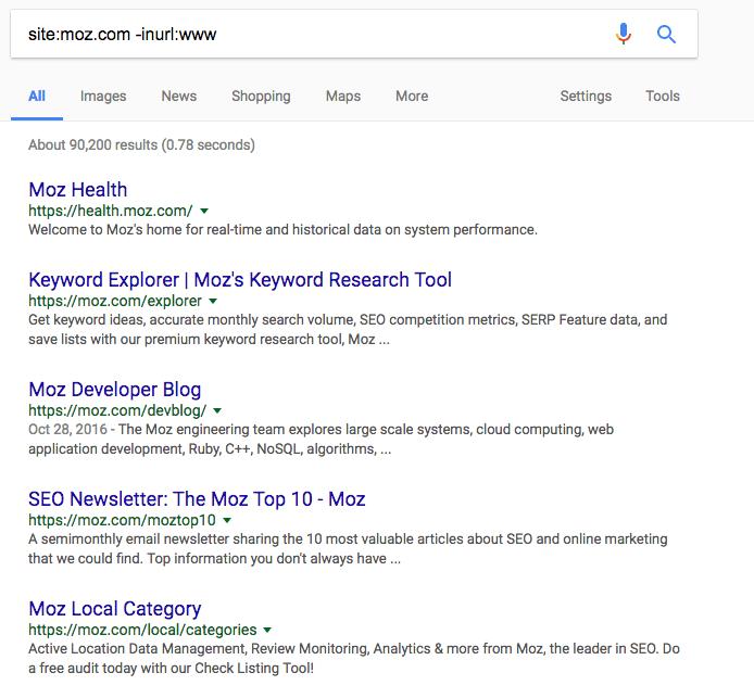 pesquisa no google excluindo subdomínios-min