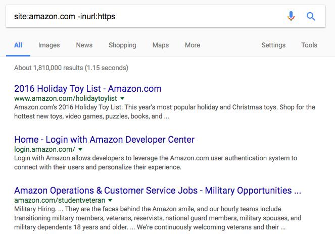 pesquisa no google identificando páginas que não são seguras-min